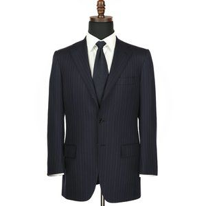 KITON 180's Wool Sport Coat Suit Jacket 38R